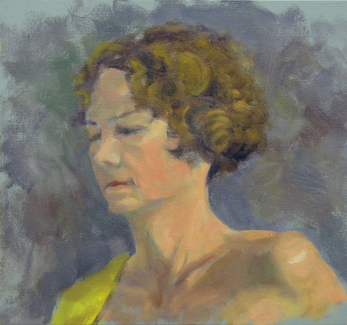 "Portrait study- ""Meghan"""